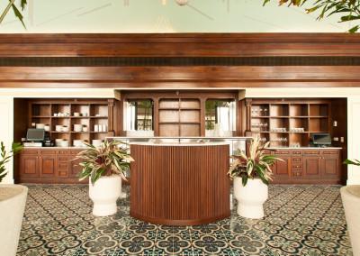 American Trade Hotel Interiores