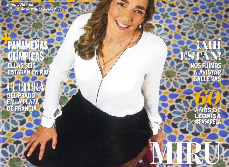 Proyecto La Calma en Revista Ellas